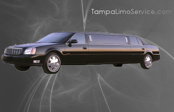 Cadillac limousine Tampa