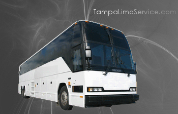 Bus Charter service Tampa
